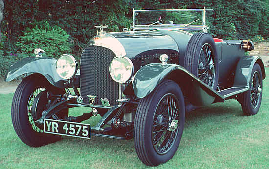 Bentley 3 Litre 1926